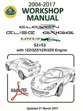 buy s2 car service repair manuals ebay rh ebay co uk lotus elise workshop manual lotus elise workshop manual