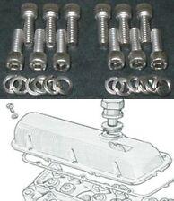 Stainless Steel ROCKER COVER SCREWS Ford V4 V6 Consul Capri TVR Allen Key