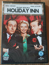 DVD Irvine Berling's Holiday Inn [DVD] Bing Crosby/Fred Astaire Xmas NEW