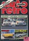 AUTO RETRO n°75 NOVEMBRE 1986 ABARTH MATRA 530 FERRARI 330 GTC