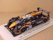 Spark 1/43 Resin Ligier JS P2-Nissan, 9th 2014 LeMans, Oak Racing #35  #S4216