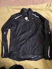 NIKE Storm-Fly 2.0 Storm-FIT Jacket Reflect 424231-010 Black U.S Mens SMALL $135