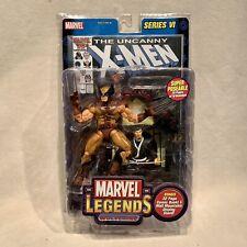 SEALED Wolverine: Marvel Legends Series 6 Action Figure
