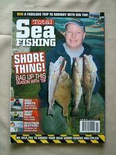 TOTAL SEA FISHING / FEB 08 /SHORE THING - BAG UP THIS SEASON WITH TSF