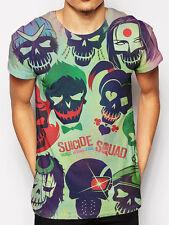 DC Comics Suicide Squad Worst Heroes Ever Unisex Cotton T Shirt