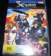 X-Men: The Marvel Animated Series (Australia Region 4) 2 DVD – New