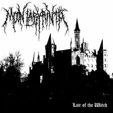 Moon Labyrinth - Lair of the Witch CD 2018 black metal Dark Adversary