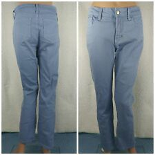 Not You Daughters Jeans Light Blue - Size 6P - NYDJ Straight Leg Colored Jeans