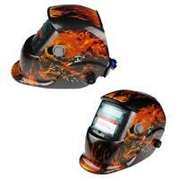 Pro Solar Auto Darkening Welding Helmet Arc Tig Mig Mask Grinding Welder Mask UP