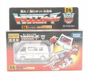 Transformers G1 E-HOBBY RATCHET FIGURE Reissue Robots Birthday Toys