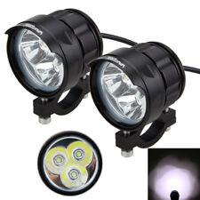 5000LM 12V 30W Motorcycle Car Boat T6 LED Light Spot Driving Fog Lamp Headlight