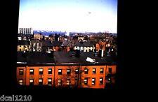 Original 3D Stereo Realist Slide NEW YORK CITY #112 ROOFTOPS SKYLINE
