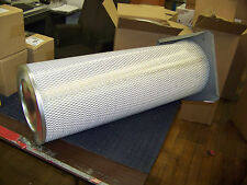 "Air Filter 12.75 OD 36"" High w/ 15"" X 16 1/2"" Flange MP/CL Cartridge"