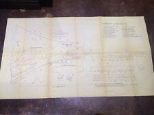 Modified Roman Nose Pennsylvania Flintlock Rifle Full Size Drawing Blueprint