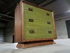 Modernage 3 Drawer Art Deco/MCM Dresser (CONTACT US FOR SHIPPING QUOTE)