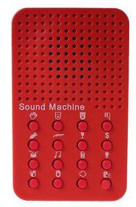 SOUNDS BOX FUNNY NOVELTY EFFECTS SOUND MACHINE NOISES GAG FUN GIFT JOKES PRAN