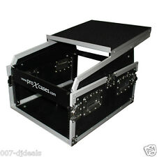 NEW ProX 6 Space Mix/Amp Rack DJ Mount Road ATA Case for Presonus 16.4.2 Mixer