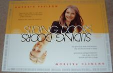 Sliding Doors movie poster - Gwyneth Paltrow - 12 x 16 inches