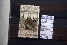 FRANCOBOLLI COLONIE SOMALIA USATI N°85 (A18845)