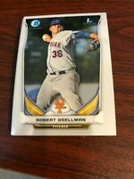 2014 Bowman CHROME Robert Gsellman New York Mets 1st Rookie Card MINT FREE SHIP
