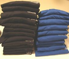 Lot of 23 Men's XXL or 2XL Long Sleeve Polo work/casual shirts