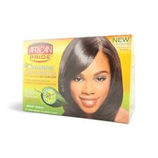 African Pride Hair Conditioner and Relaxer Kit, Regular (2 Pack)