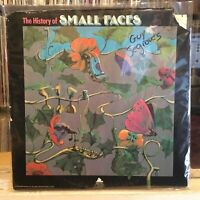[ROCK/POP]~EXC LP~The SMALL FACES~The History Of The Small Faces~[1972~PRIDE~COM