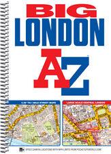 Big London A-Z Street Atlas 2018