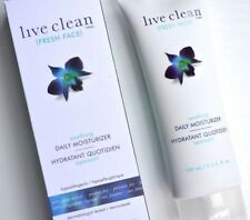 Live Clean Fresh Face Soothing Daily Moisturizer 150 ml NEW FREE FAST SHIPPING