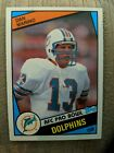 Dan Marino AFC Pro Bowl 1984 Topps Rookie Card #123, Not graded, great condition
