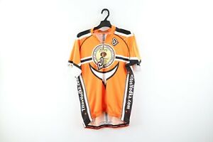 New Mens Size Large Tito's Handmade Vodka Austin Texas Bicycle Cycling Jersey