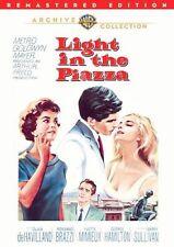 Light in the Piazza 1962 (DVD) Olivia de Havilland, Rossano Brazzi - New!