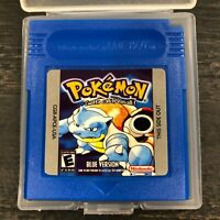 Pokemon Blue Version Game Boy Color GBC ***READ DESCRIPTION***