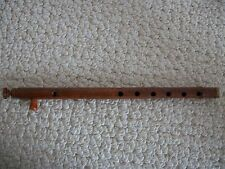 "14"" Wooden Flute Made in India"