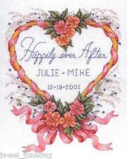 10% Off Bobbie G. Designs Counted X-stitch chart - Happily Ever After