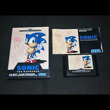 ☼  MD - Sonic the Hedgehog - MegaDrive  ☼