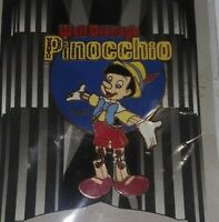 "WDW Disney ""Countdown To The Millennium"" Pinocchio Collectors Pin"