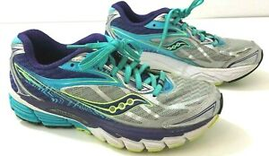 SAUCONY Ride Power Grid Womens 6M Sneakers Running Shoes S10273-1