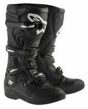 Vêtements de cross noirs Alpinestars