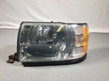 01-03 INFINITI QX4 LEFT DRIVER SIDE XENON HID COMPLETE HEADLIGHT HEADLAMP E3