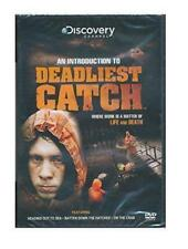 An introduction to Deadliest Catch DVD (New/Sealed)