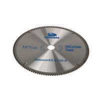 12'' 305mm 120T Circular Saw Blade Cutting Disc Wood Aluminum Powerful Tool New