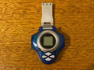 Digimon Digivice D-Power Version 1 Bandai 2001 Blue - Working with Battery
