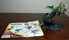 McFarlane's DRAGONS Series 2 WATER DRAGON CLAN Figure with paper insert! Loose