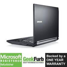Samsung NP600B4B Notebook Intel i5 2.5Ghz 8GB RAM 500GB HDD Web Cam Win 10 Pro