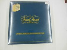 Vintage 1984 Horn Abbot Trivial Pursuit OFFICIAL STORAGE & CARRYING CASE Sealed