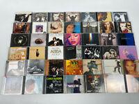 CD Sammlung Alben 42 Stück Rock Pop Hits - siehe Bilder, u.a. ABBA