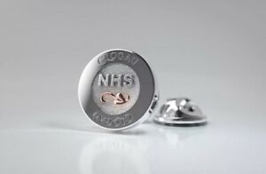 NEW Clogau Tree of Life Insignia NHS Pin Badge