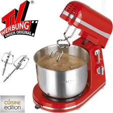Cuisine Edition Küchenmaschine rotierende Edelstahl Rührschüssel Mixer Handmixer