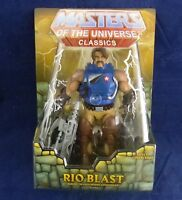 Masters of the Universe Classics MOTUC Rio Blast New